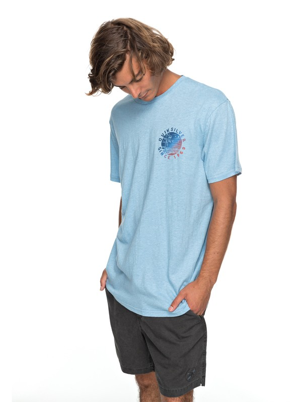 0 Rocky Rights Tee  EQYZT04766 Quiksilver