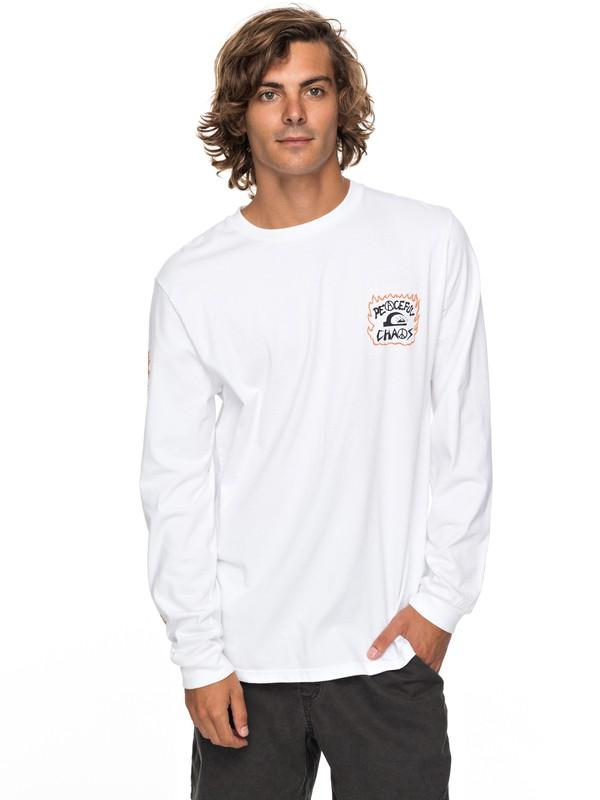 0 PC Statement - T shirt manches longues  EQYZT04812 Quiksilver