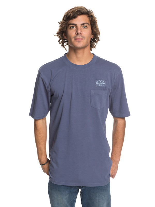 0 Hunters Patch Tee  EQYZT04859 Quiksilver