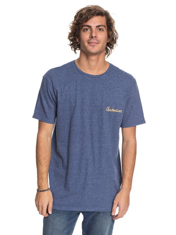0 Men 6 Foot And Single Camiseta  EQYZT04862 Quiksilver