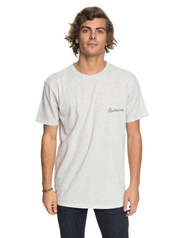 0 6 Foot And Single - T-Shirt  EQYZT04862 Quiksilver