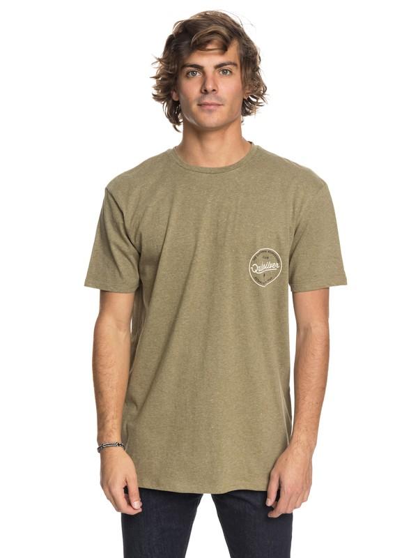 0 Quik Lightening - T-Shirt  EQYZT04864 Quiksilver