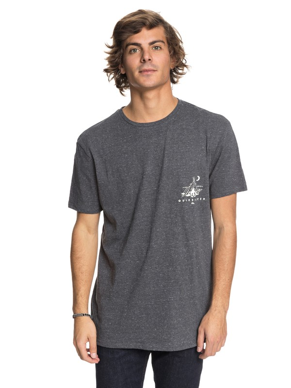 0 Simple Pleasure - T-Shirt  EQYZT04865 Quiksilver