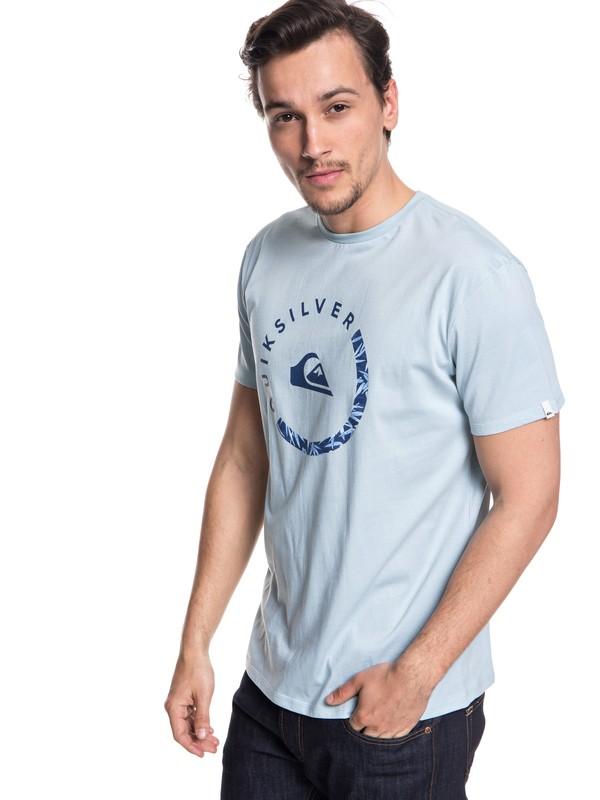 0 Slab Session - T-Shirt für Männer Blau EQYZT04940 Quiksilver