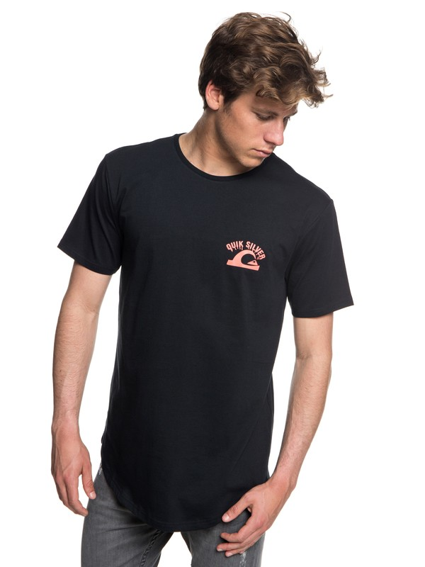 0 Lonely Frustration - T-Shirt  EQYZT05016 Quiksilver
