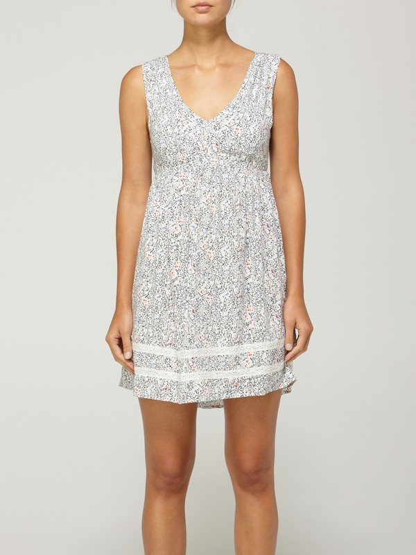 0 Canyon Bloom Dress  G06201 Quiksilver