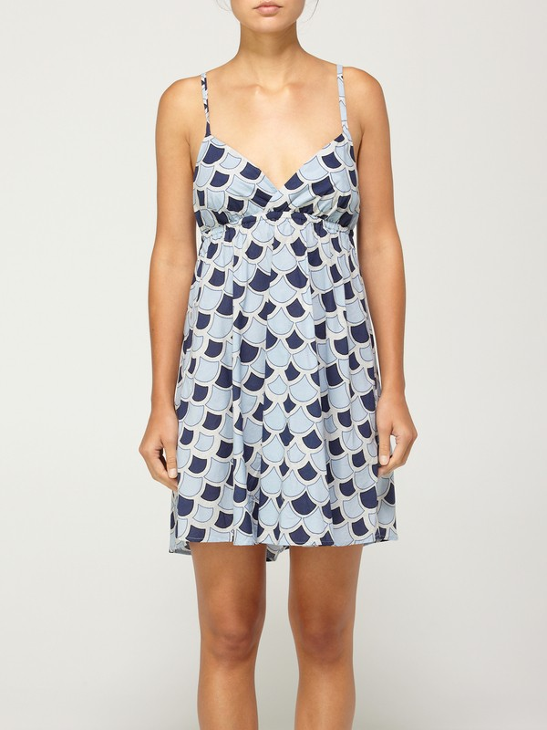 0 DEEP SEA FAN DRESS  G06208 Quiksilver