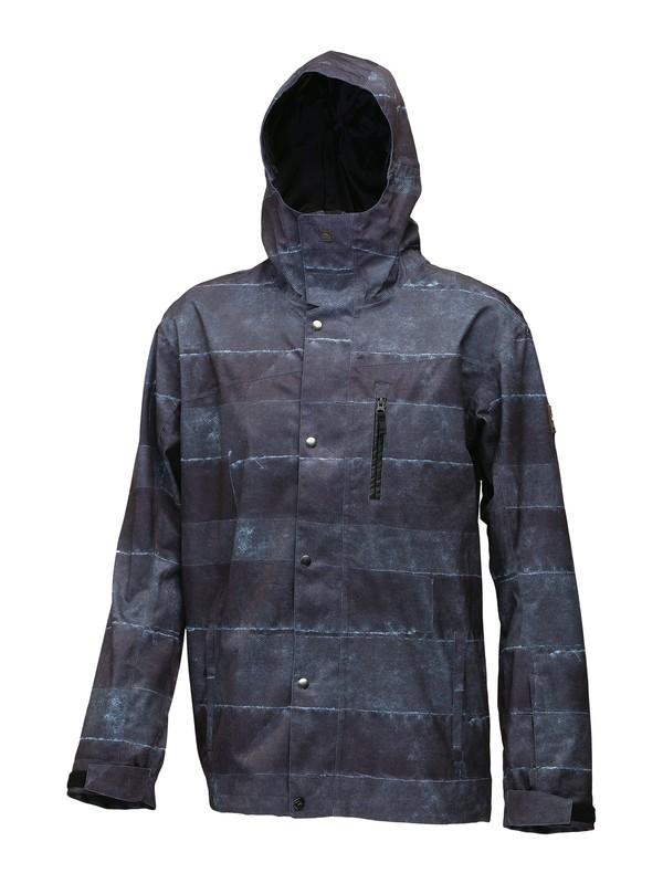 0 Iron 10K Shell Jacket  KPMSJ234 Quiksilver