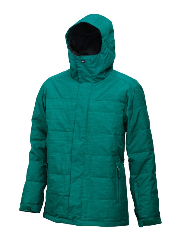 0 Touch Down 5K Insulated Jacket  KPMSJ284 Quiksilver