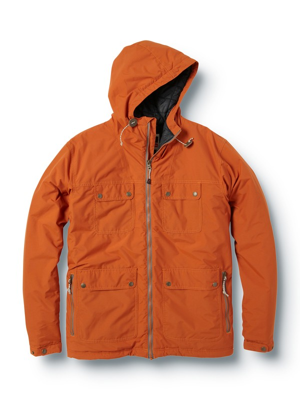 0 BACKWOODS JACKET  MT166104 Quiksilver