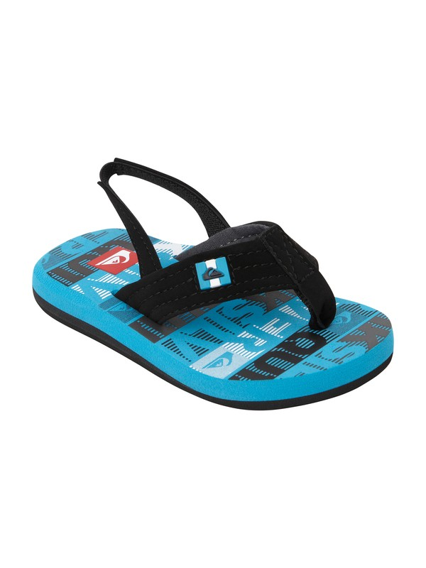 0 Toddler Foundation Cush Sandals  T257126 Quiksilver