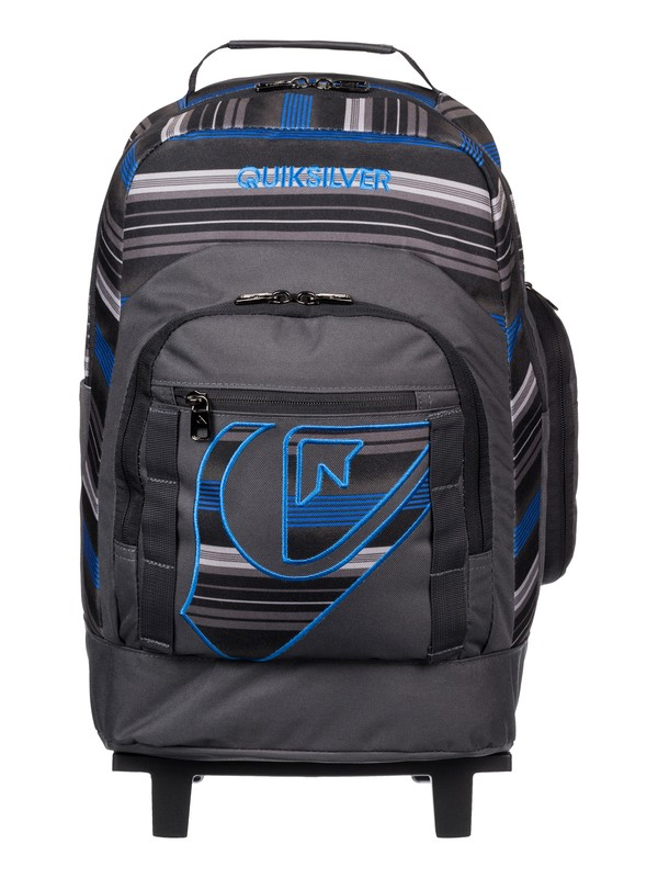 0 Hall Pass Wheelie Backpack  TPQS04008 Quiksilver