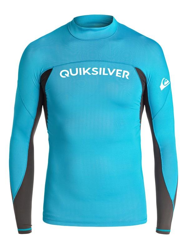 0 Performer - Long Sleeve Rash Vest  UQBWR03034 Quiksilver