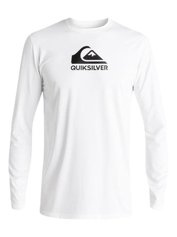 0 Niños 8-16 Camiseta Rashguard Manga Larga  Solid Streak  UQBWR03038 Quiksilver