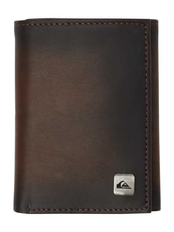 0 Trifecta L Wallet  UQYAA00002 Quiksilver