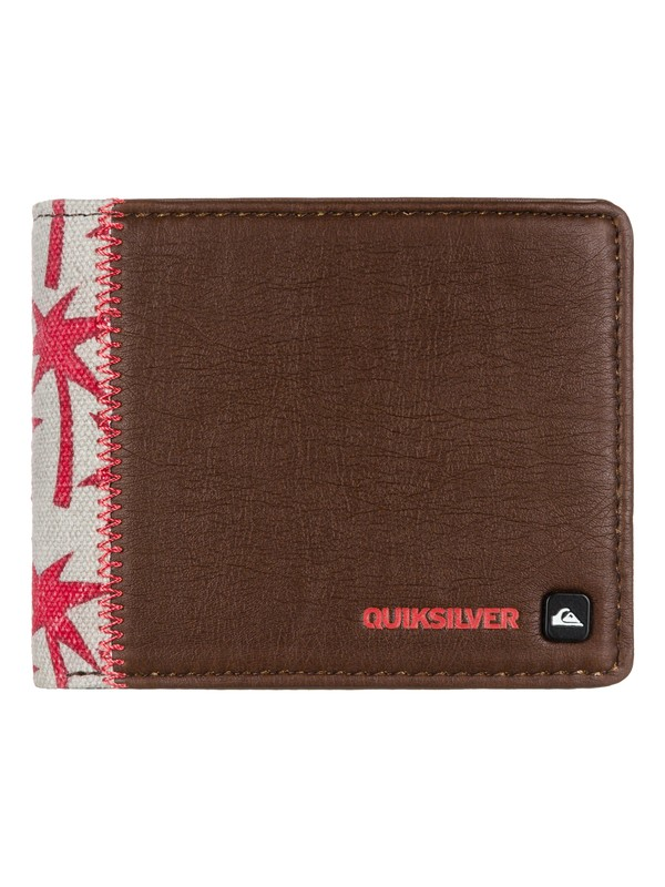 0 Mix Up Wallet  UQYAA00022 Quiksilver