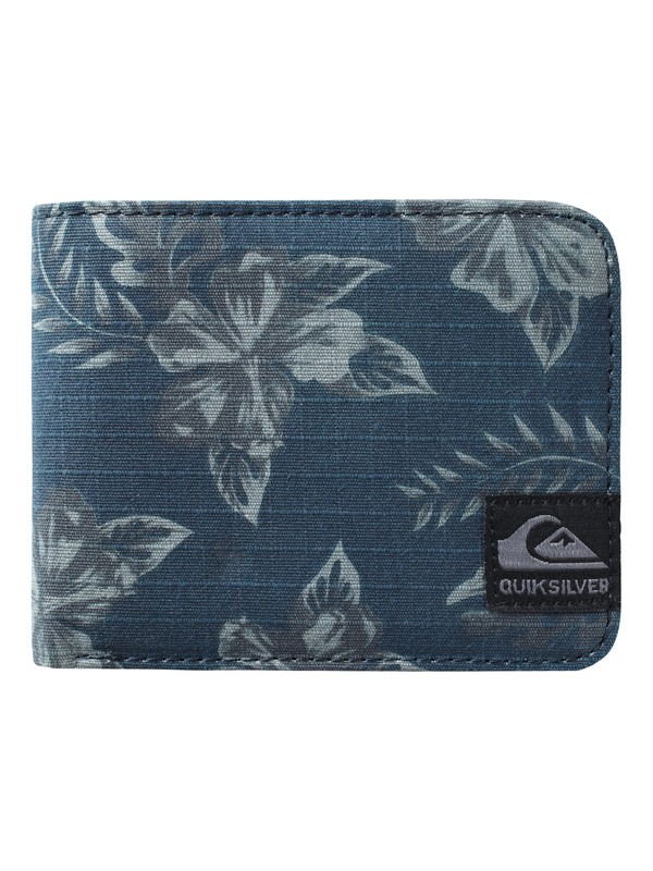 0 Jungle Cotton Wallet  UQYAA03005 Quiksilver
