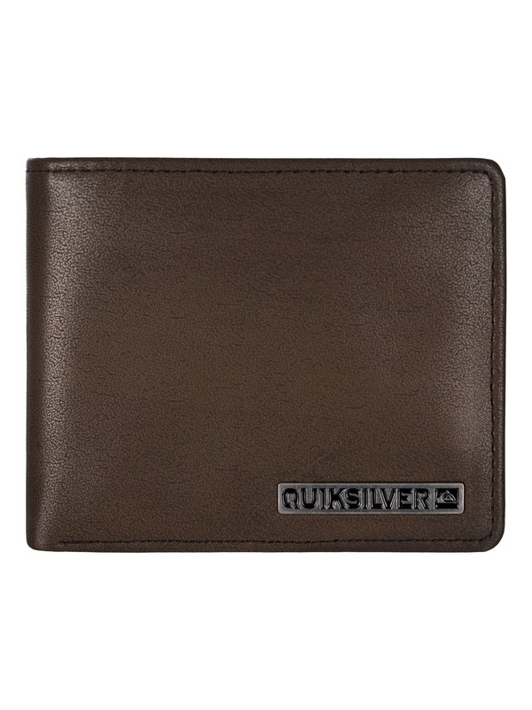 0 Mack Daddy Leather Wallet  UQYAA03019 Quiksilver
