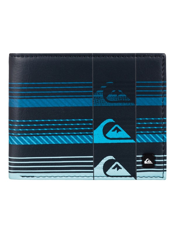 0 Iconic Wallet  UQYAA03031 Quiksilver