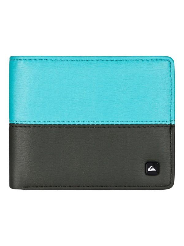 0 Retro Slim Wallet  UQYAA03066 Quiksilver