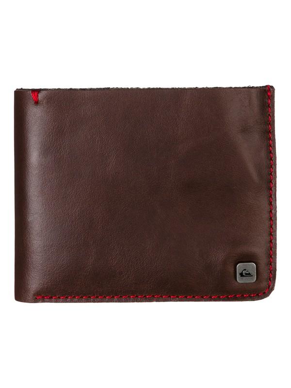 0 Millionaire Wallet  UQYAA03102 Quiksilver