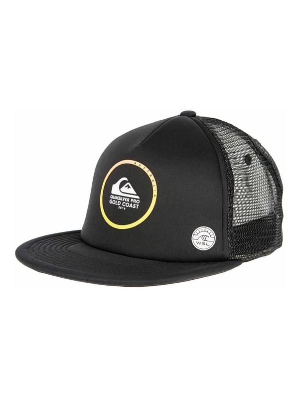0 Quiksilver Pro Gold Coast 2016 Trucker Hat  UQYHA03060 Quiksilver