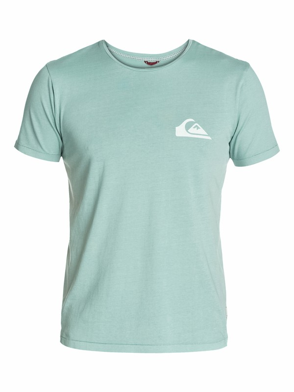 0 Mountain Wave Slim Fit T-Shirt  UQYZT03038 Quiksilver