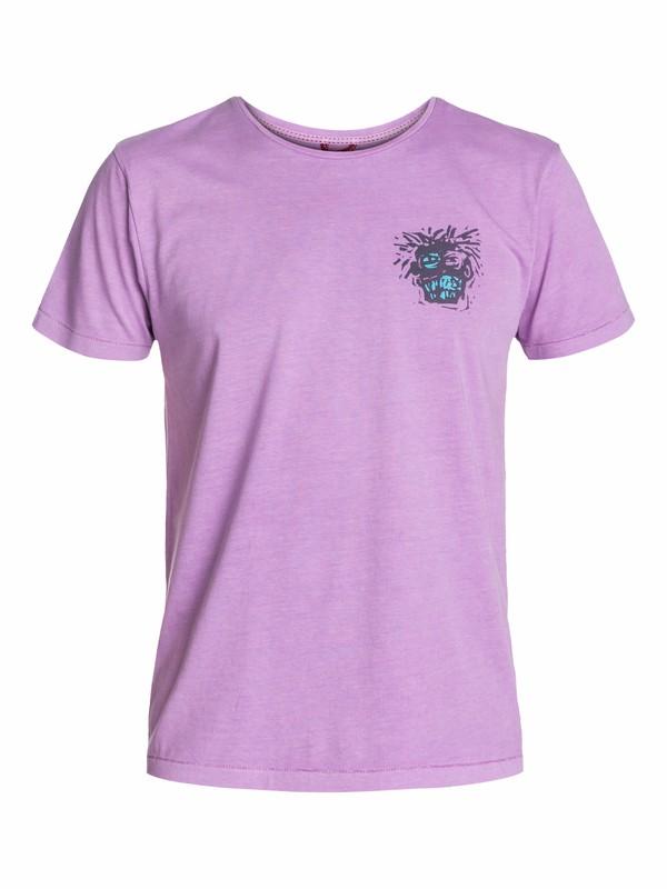 0 Head Modern Fit T-Shirt  UQYZT03091 Quiksilver