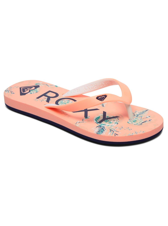 53ce6fe69 0 Tahiti VI - Flip-Flops for Girls Pink ARGL100181 Roxy
