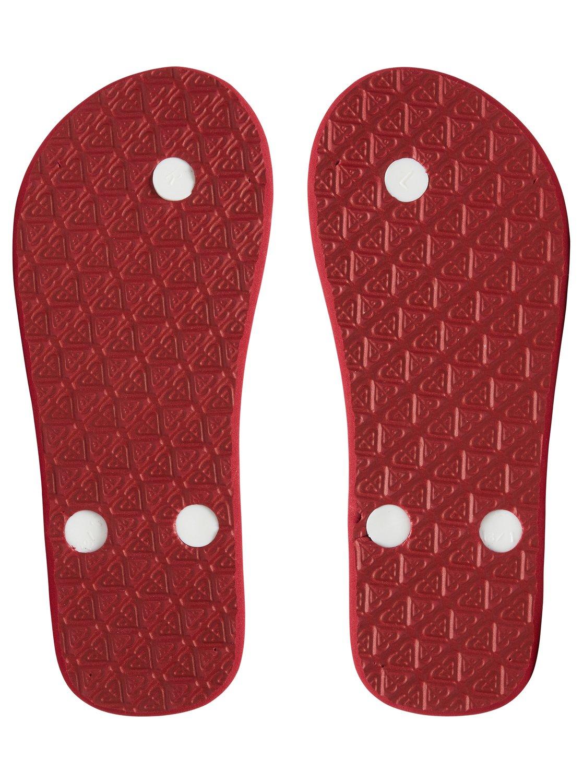 a1096cfdb6e Roxy™ Girl s 7-14 Pebbles Flip-Flops ARGL100182
