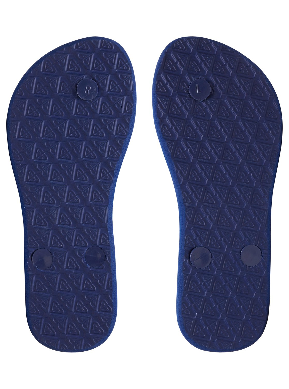 efaec0e246a 3 Viva Glitter - Flip-Flops Blue ARGL100186 Roxy
