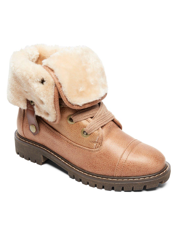 Roxy™ Bruna - Botas Con Cordones para Mujer ARJB700580