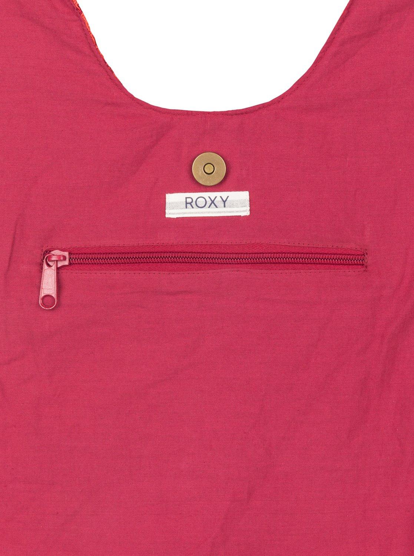 7ed1e6bd1839 3 Collector Shoulder Bag Pink ARJBA03009 Roxy