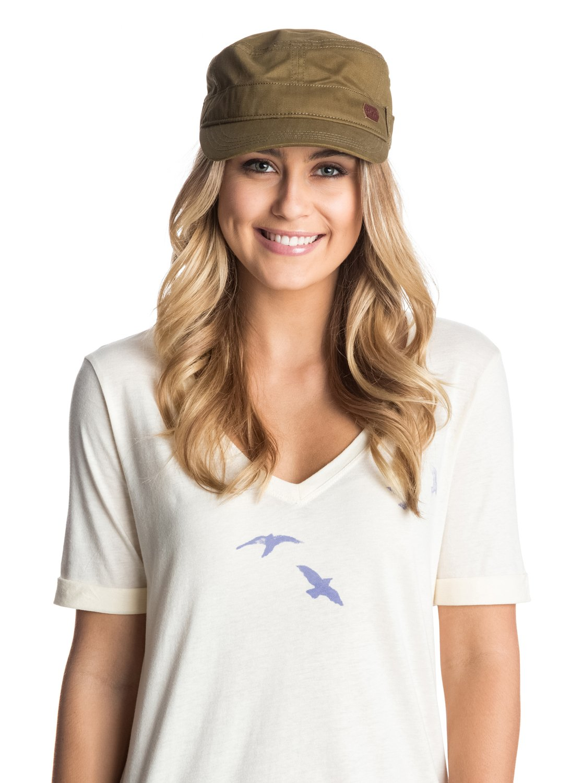 0 Castro Hat ARJHA03043 Roxy 5c3fc04a1b9f