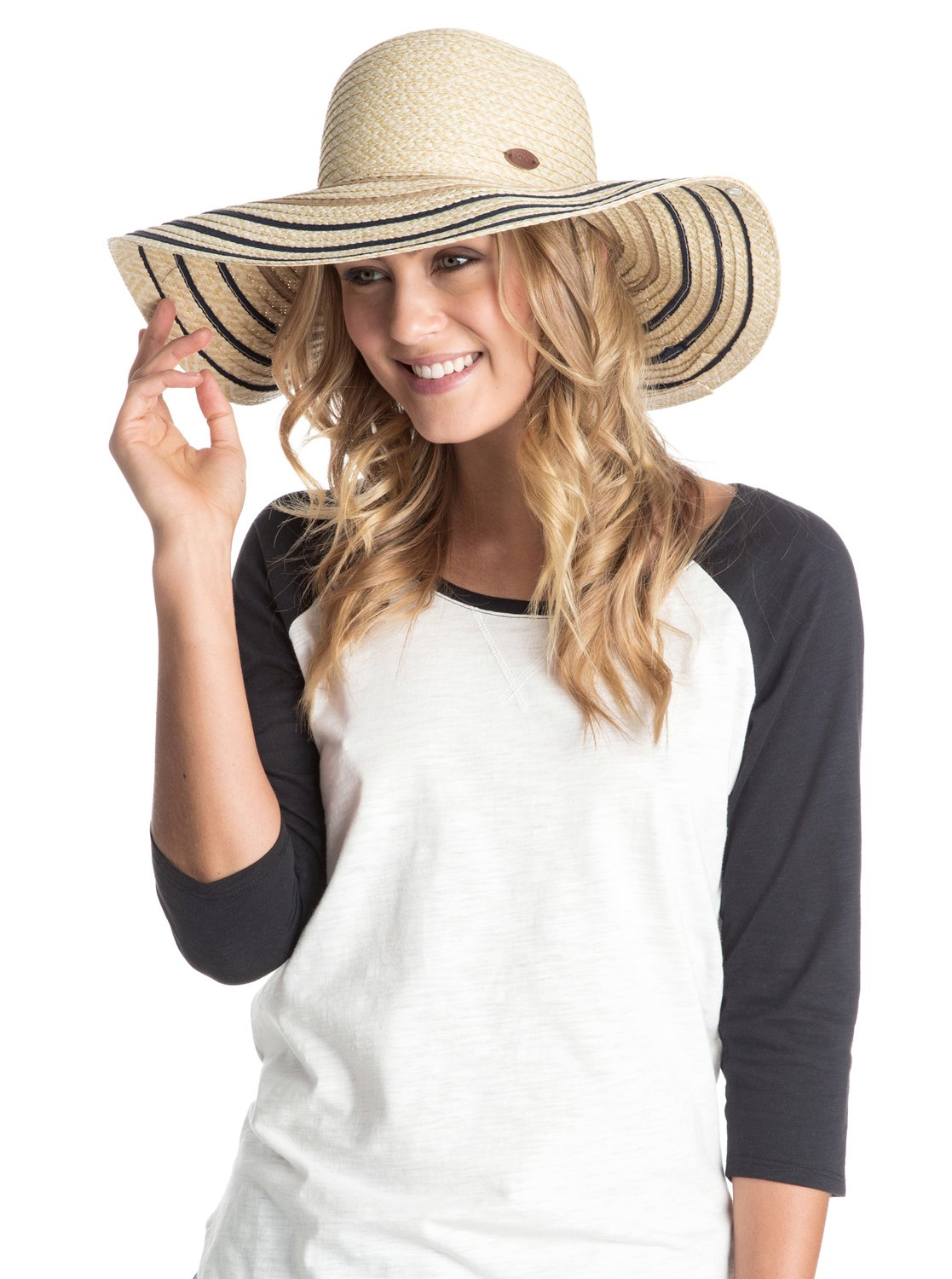 1 Sea Worthy Straw Hat ARJHA03109 Roxy 9b2af7b9af2
