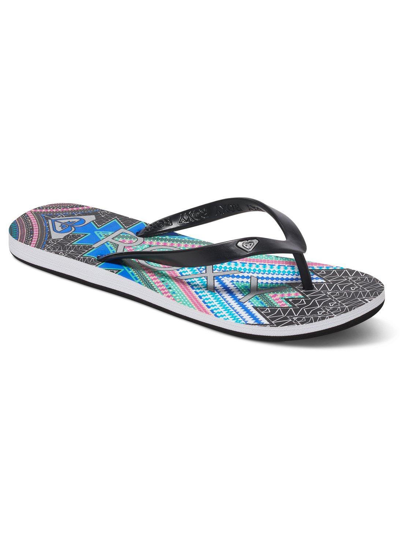 54944d789c8a 0 Tahiti - Sandals for Women Black ARJL100132 Roxy