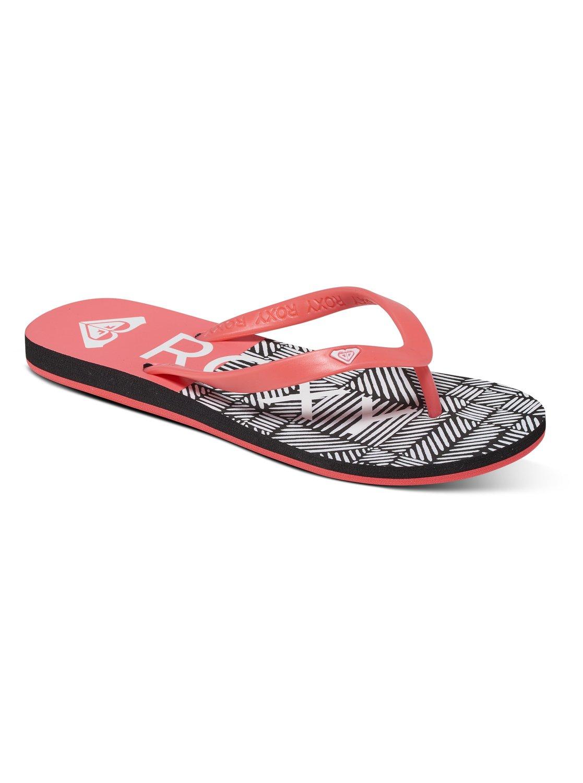 9bb091fd8adb 0 Tahiti - Sandals for Women Pink ARJL100132 Roxy