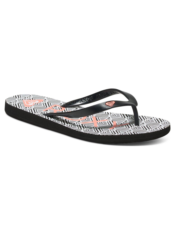 929f32a69ca3 0 Tahiti Flip Flops ARJL100433 Roxy