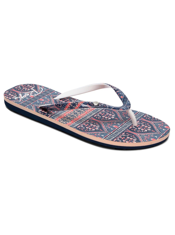 c988d3062bb5 0 Portofino - Flip-Flops for Women Blue ARJL100668 Roxy