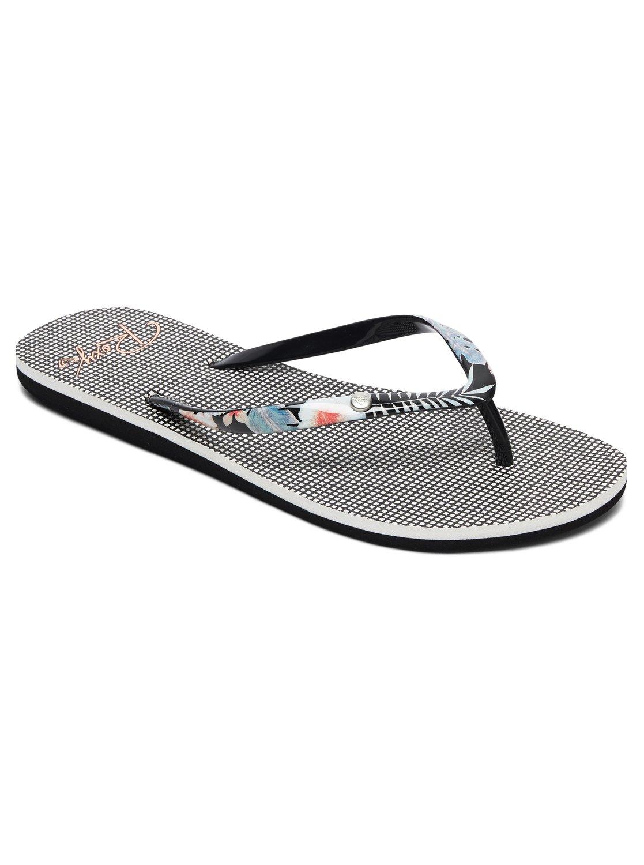 5dc2d32ce1be 0 Portofino - Flip-Flops for Women Black ARJL100668 Roxy