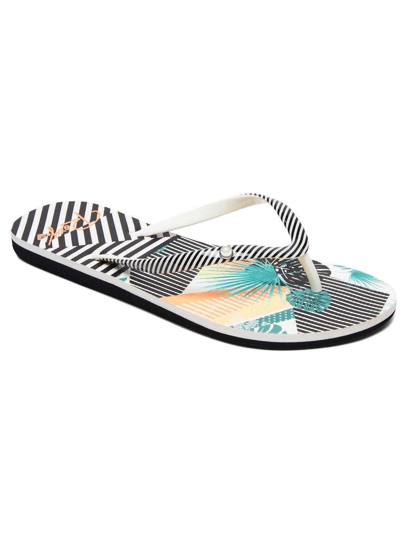 013b3230bdac 0 Portofino - Flip-Flops for Women Green ARJL100668 Roxy
