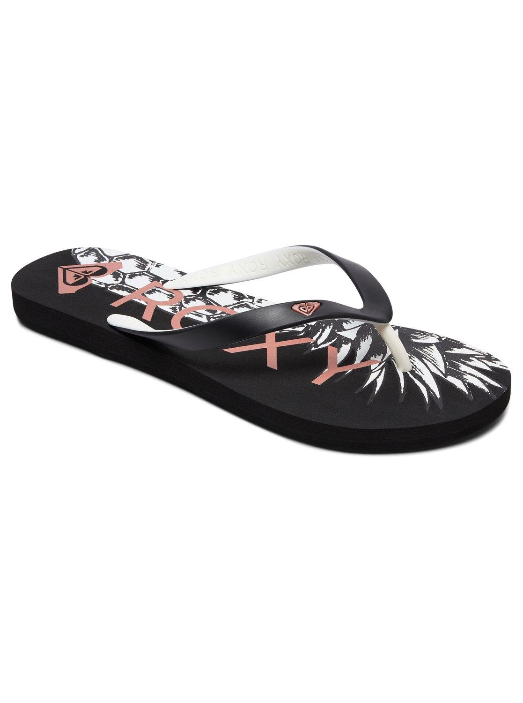 b4760a6c5948 0 Tahiti - Flip-Flops for Women Black ARJL100669 Roxy