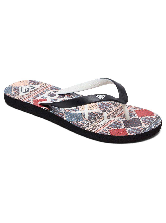 45b3da3b37a53 0 Tahiti - Flip-Flops for Women Multicolor ARJL100669 Roxy
