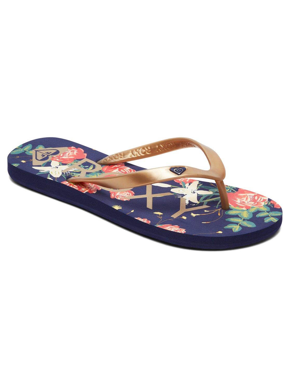 a39c72d25858 0 Tahiti - Flip-Flops for Women Black ARJL100669 Roxy
