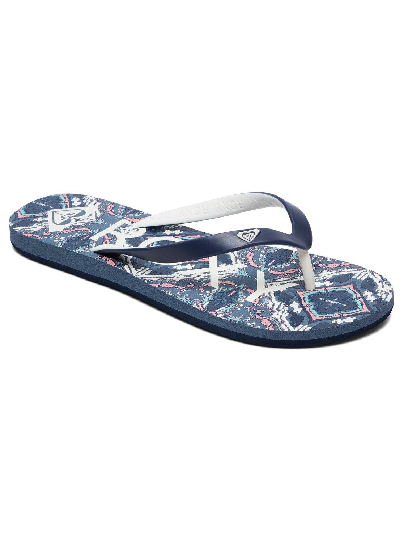 d3526e268dd 0 Tahiti - Flip-Flops for Women Blue ARJL100669 Roxy