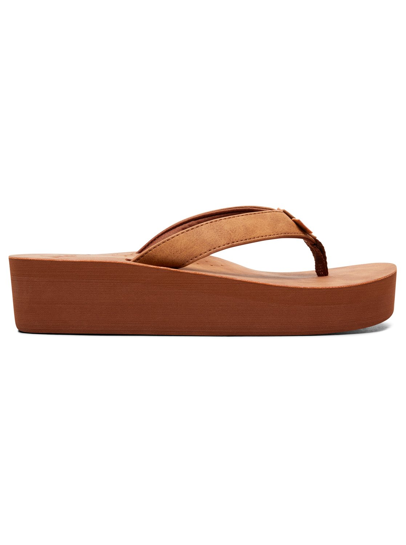 93cda43fe3a2 Roxy-Melinda-Platform-Sandals-for-Women-ARJL100774 thumbnail 19