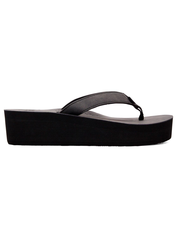 3b637916b5178d 2 Melinda Platform Sandals Black ARJL100774 Roxy
