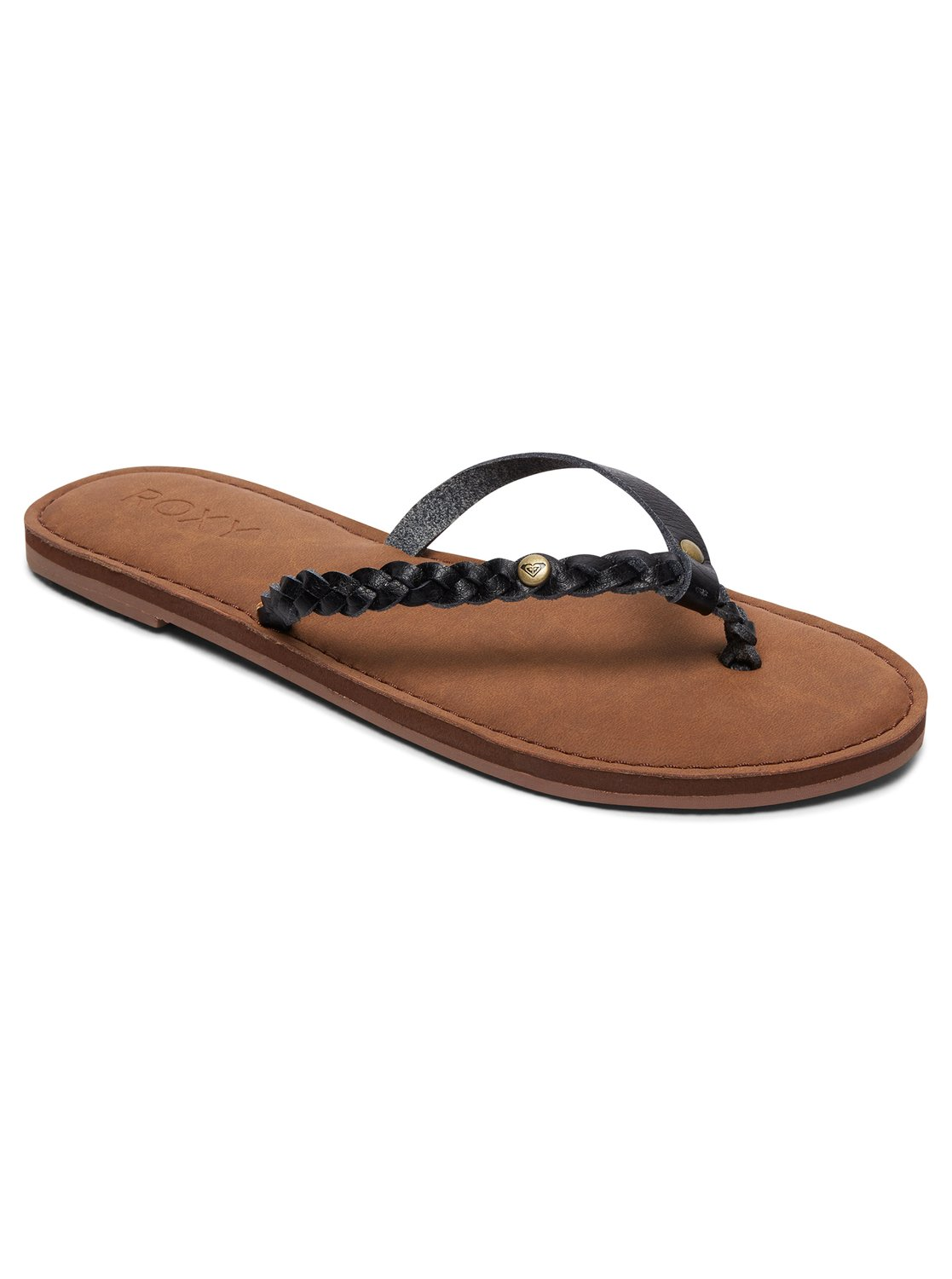 e2aa991d20880 0 Livia - Sandals for Women Black ARJL200619 Roxy