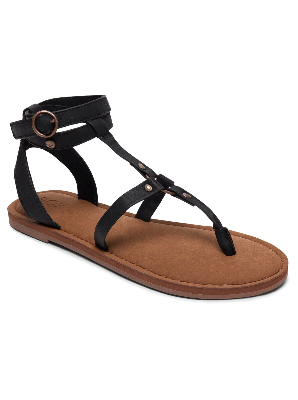 0 Soria - Sandalias para Mujer Negro ARJL200622 Roxy 6a4fe5dd0385