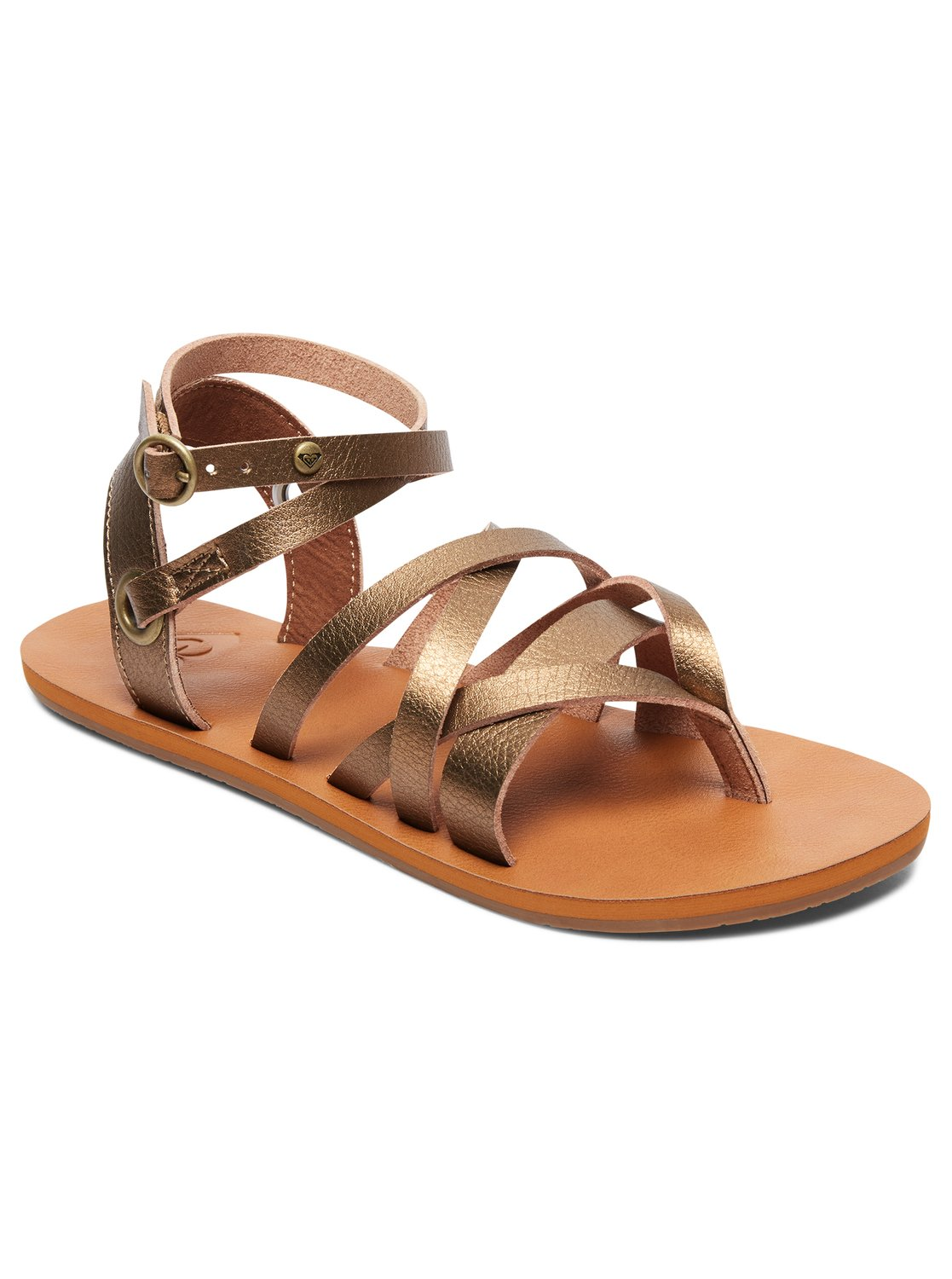 Bailey Product Sandal Arjl200650 Roxy Tendencies Sandals Footbed 2 Strap Brown 40 0